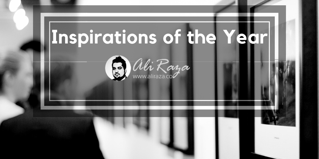 Inspirations of the Year