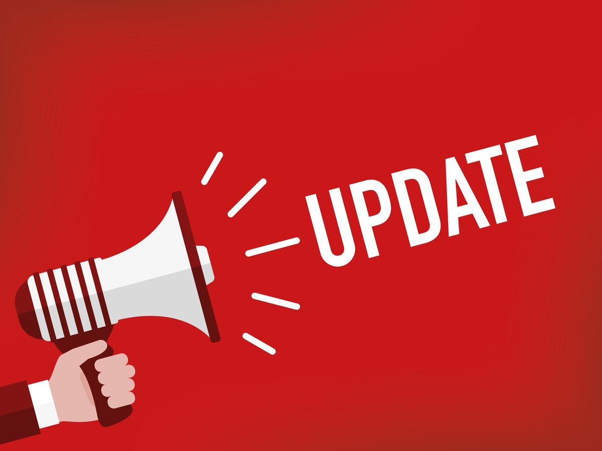 update new features alert