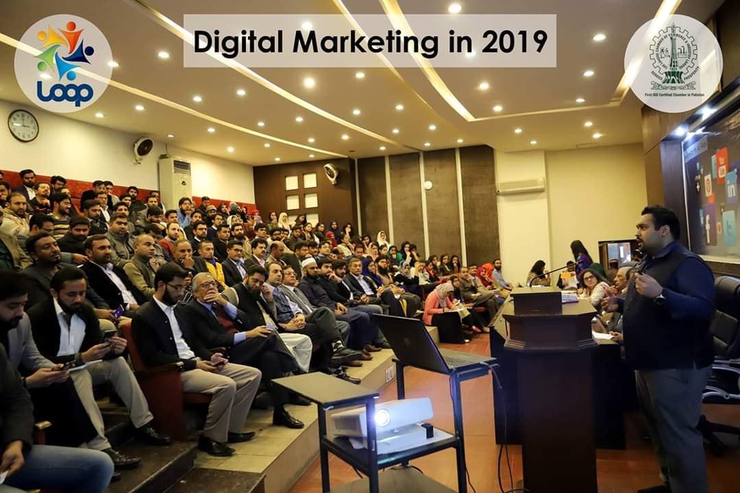 digital marketing in 2019 by ali raza