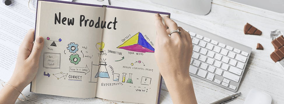 develop a new product