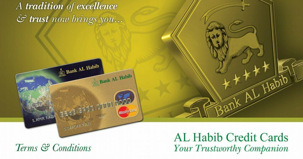 Bank Al Habib Credit Card pakistan