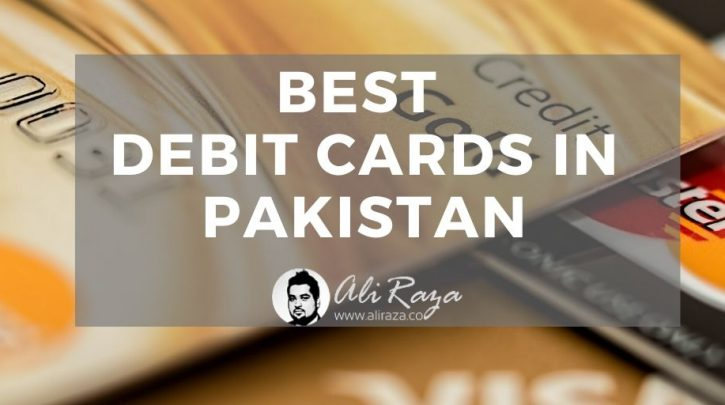 Best debit cards in Pakistan