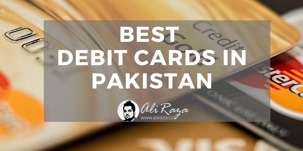 Bestdebit cards in Pakistan