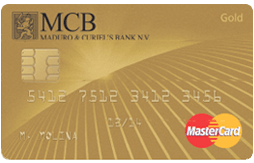 MCB Classic:Gold Credit Card