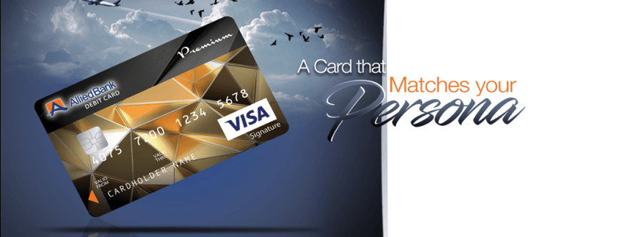 allied visa premium debit card pakistan