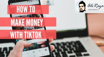 how to make money online with tiktok